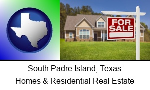 South Padre Island Texas a house for sale