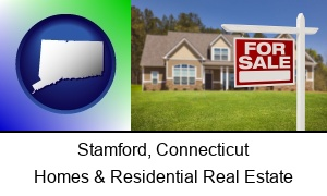 Stamford Connecticut a house for sale