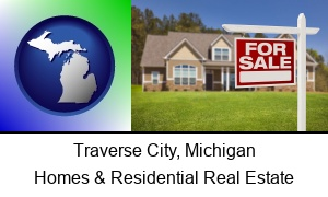 Traverse City, Michigan - a house for sale