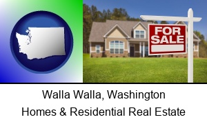 Walla Walla Washington a house for sale