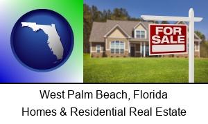 West Palm Beach, Florida - a house for sale