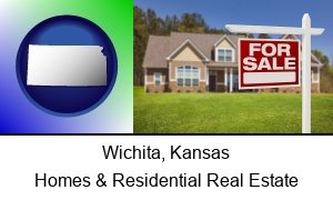 Wichita, Kansas - a house for sale