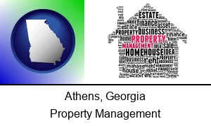 Athens, Georgia - property management concepts