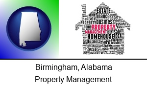 Birmingham Alabama property management concepts