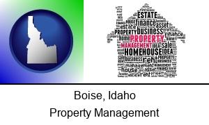Boise, Idaho - property management concepts