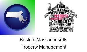 Boston, Massachusetts - property management concepts