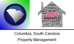Columbia South Carolina property management concepts