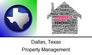 Dallas Texas property management concepts