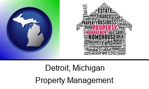 Detroit Michigan property management concepts