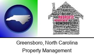 Greensboro North Carolina property management concepts