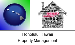 Honolulu, Hawaii - property management concepts