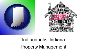 Indianapolis, Indiana - property management concepts