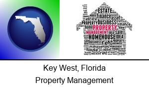 Key West, Florida - property management concepts
