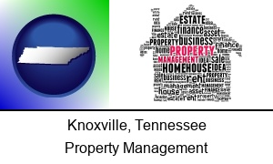 Knoxville Tennessee property management concepts