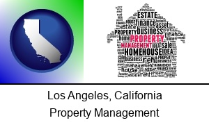 Los Angeles, California - property management concepts
