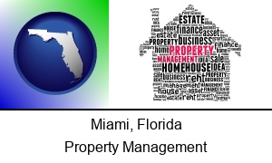 Miami, Florida - property management concepts