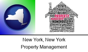 New York, New York - property management concepts