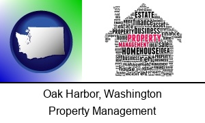 Oak Harbor Washington property management concepts