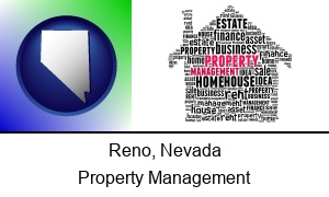 Reno, Nevada - property management concepts