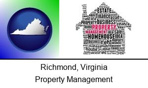 Richmond, Virginia - property management concepts