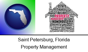 Saint Petersburg Florida property management concepts