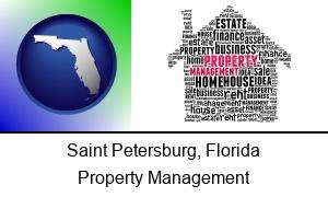 Saint Petersburg, Florida - property management concepts
