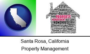 Santa Rosa California property management concepts