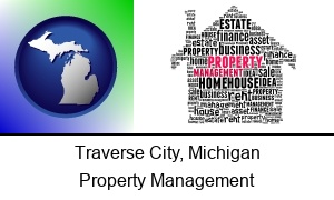 Traverse City Michigan property management concepts
