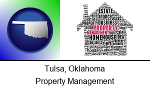 Tulsa, Oklahoma - property management concepts