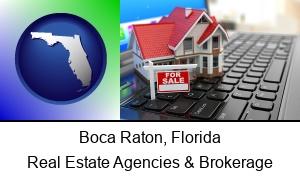 Boca Raton Florida real estate agencies