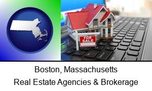 Boston, Massachusetts - real estate agencies