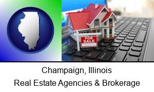 Champaign, Illinois - real estate agencies
