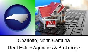 Charlotte, North Carolina - real estate agencies