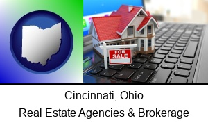 Cincinnati, Ohio - real estate agencies