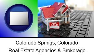 Colorado Springs, Colorado - real estate agencies