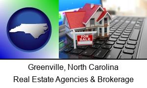 Greenville, North Carolina - real estate agencies