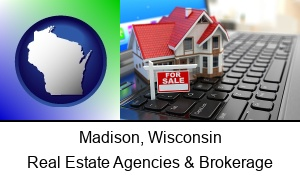 Madison, Wisconsin - real estate agencies