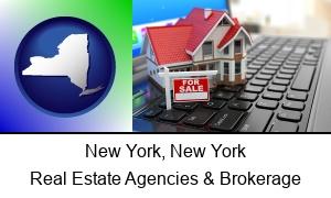 New York, New York - real estate agencies
