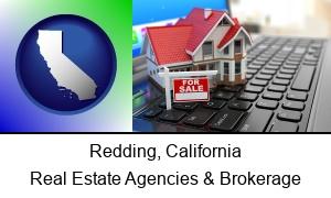 Redding, California - real estate agencies