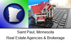Saint Paul Minnesota real estate agencies