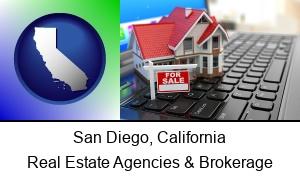San Diego, California - real estate agencies