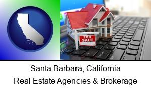 Santa Barbara, California - real estate agencies