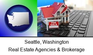Seattle, Washington - real estate agencies