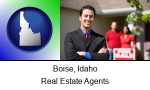 Boise Idaho a real estate agency