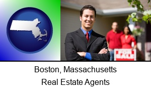Boston Massachusetts a real estate agency