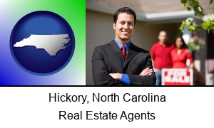 Hickory North Carolina a real estate agency