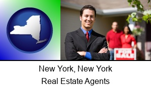 New York New York a real estate agency