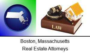Boston Massachusetts a real estate attorney