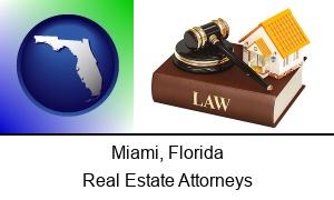 Miami Florida a real estate attorney