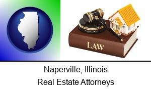 Naperville, Illinois - a real estate attorney